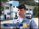 16-03-2015 - APREENSÃO DE DROGAS - ZOOM TV JORNAL