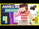 Minecraft Digimon Ep 4 - THE PORTAL?! (Minecraft Modded Roleplay)