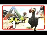 Ark Survival Evolved Ep 1 Gameplay - HOW TO FIND LOVE! (Ark Survival Evolved Dodos)