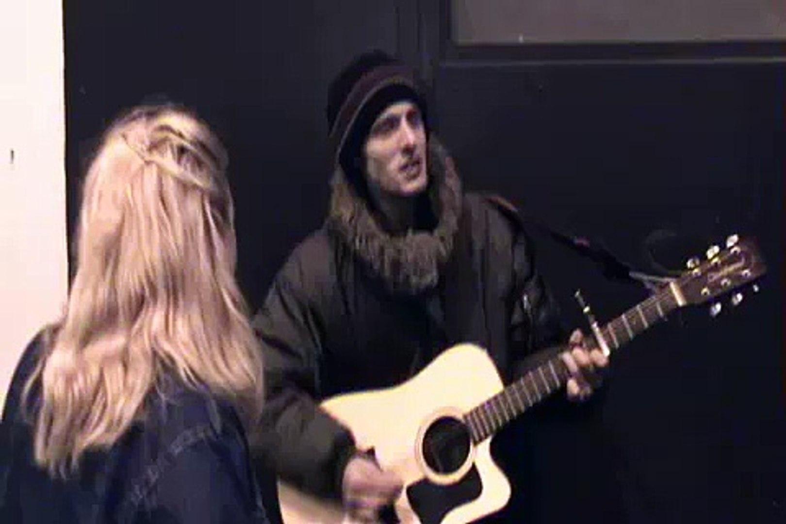 Irish Street Musician: Part 2 - James Blunt