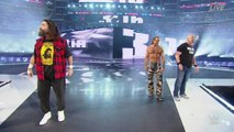 Steve Austin, Mick Foley and Shawn Michaels make surprise WrestleMania appearance