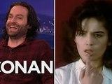 Chris DElia Loves Softcore Porn - CONAN on TBS