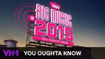 Big Music In 2015: You Oughta Know w/ Miguel, Tori Kelly, Hozier & More   Hosted by Mel B   VH1