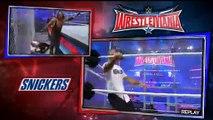 WrestleMania 32 - Shane Mcmahon vs The Undertaker (Intro + Full Match)