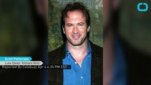 Scott Patterson Poses As Luke On 'Gilmore Girls' Set