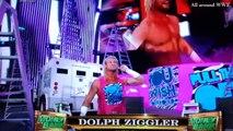 WWE Money In The Bank ladder Match 2014 Match Highlights