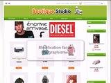 Démarrer dans le commerce en ligne avec boutique-studio.com