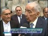 Familiares de Álvaro Gómez Hurtado piden que el caso no quede en la impunidad