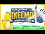 How to Install Pixelmon 1.8 on Pixelmon Launcher