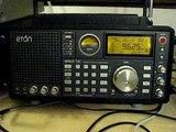 CBC Radio Nord Quebec 9625 kHz. 30.9.2011.