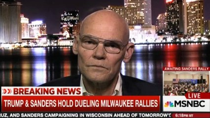 James Carville goes ballistic on 'All-In' - We don't need a revolution right now