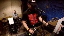 Best European Metal/Rock/Hardrock music bands, Prague (Czech,Europe), Chem Tail (GoPro Hero4 Silver)