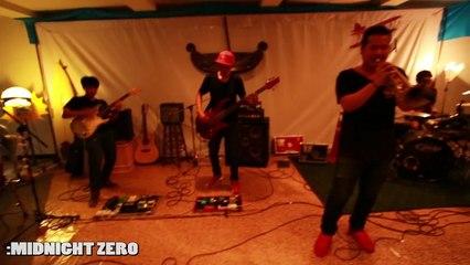 MIDNIGHT ZERO - ไทเดินเล่น (Thaidernlen) LIVE STUDIO VERSION