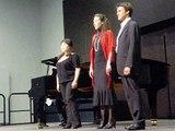 "Sängerin Gundula Braum aus Mainz: Soave  sia il vento - Terzettino von Mozart Oper ""Cosi fan tutte"""