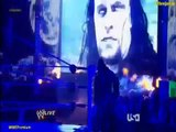 W.W. ENTERTAINMENT The Undertaker Returns and saves Kane Raw