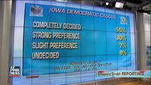 Will undecided voters decide the Iowa caucuses?