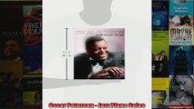 Oscar Peterson  Jazz Piano Solos