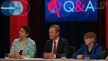 Christopher Pyne on Q&A: Its been a 'messy week' for the Coalition - video