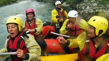 Travel memories... Queyras, Hautes Alpes, France (rafting on the Guil)