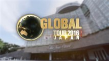 Global InterGold Japan: The Global Tour 2016 event