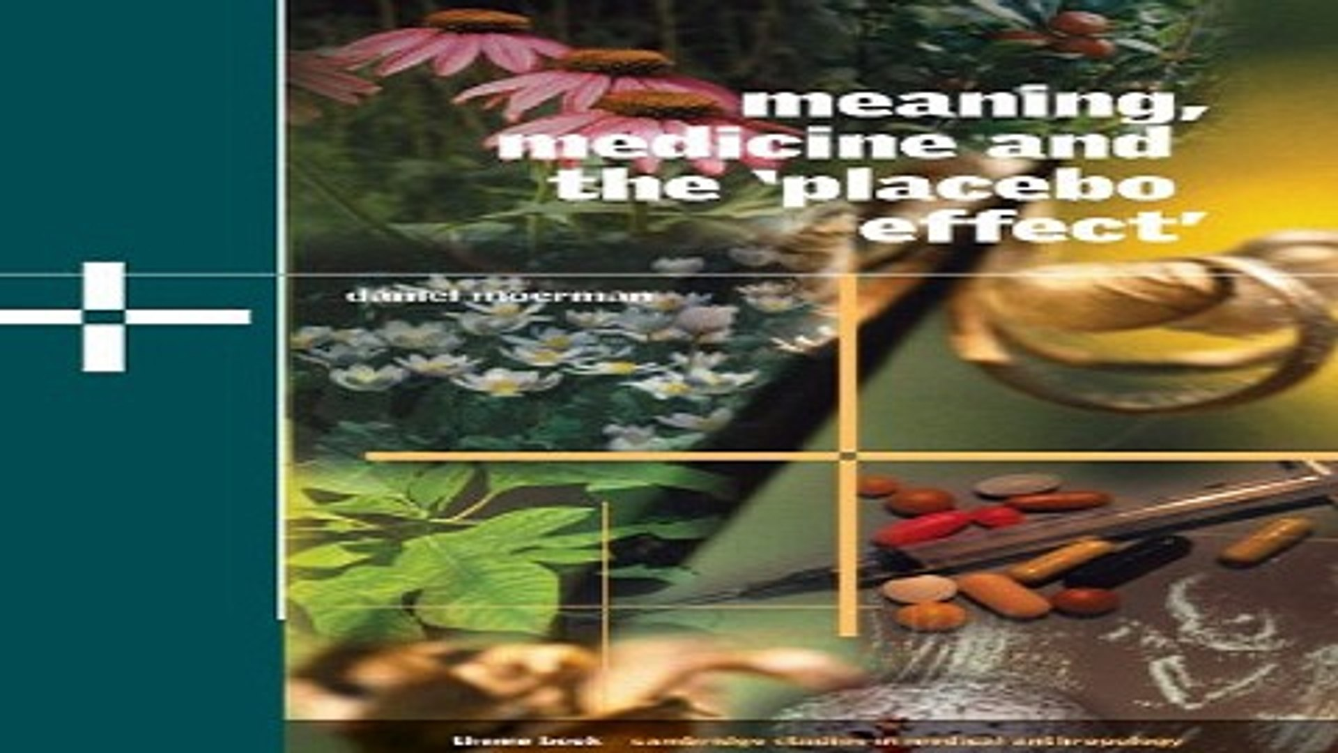 Meaning, Medicine and the Placebo Effect (Cambridge Studies in Medical Anthropology)