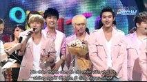 [Vietsub] [suju-elf.com] 100711 Super Junior win No.1 Mutizen