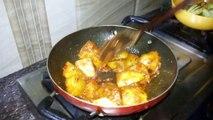 cooking Chanar Dalna - ছানার ডালনা - Bengali Style