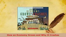 PDF  How an Economy Grows and Why It Crashes Read Online