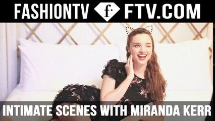 Behind The Scenes Miranda Kerr for CLEO | FTV.com