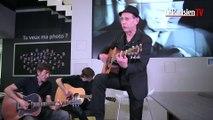 Christian Olivier des Têtes raides chante « Go away »