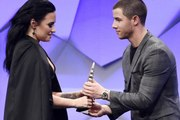 Demi Lovato jokes about Nick Jonas' Penis !