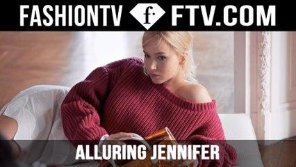 Jennifer Lawrence for Dior Summer 2016 | FTV.com