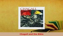 Download  Chagall and the Bible Free Books
