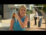 Parrot scares TV Reporter