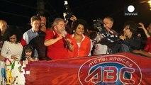 Brasilien: Ex-Präsident Lula ruft Brasilianer auf für Präsidentin Rousseff auf die Straße zu gehen