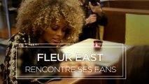 Fleur East à Paris : la next popstar à la rencontre de ses fans