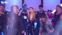 Backstreet Boys Feat Gigi Hadid, Nick Carter & AJ McLean Backstreet Boys Larger Than Life New Music Video 2016