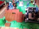 Lego Star Wars moc Beginn der dunklen Zeiten : Minen auf Mandalore und moc info