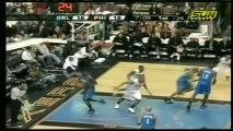 Allen Iverson : son meilleur match NBA : 60 pts vs Magic (2005)