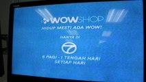 CJ Wow Shop on NTV7 promo 2016 (incomplete)