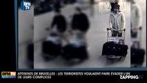 Attentats de Bruxelles: Les terroristes voulaient faire évader l'un de leurs complices (vidéo)