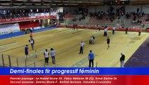 Demi-finales tir progressif féminin, France Tirs, Sport Boules, Dardilly 2016