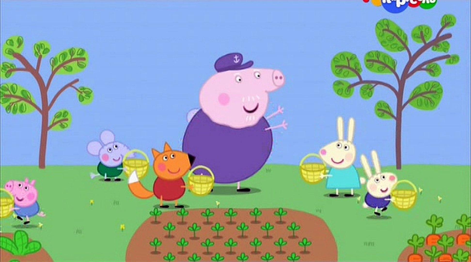 Свинка Пеппа- Весна- Spring -Все серии подряд Свинка Пеппа