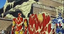 Avengers, Vingadores, Capitão América, Hulk, Thor, Homem de Ferro, Lenda viva, Zemo, ep9 8
