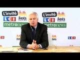 Michel Barnier : Europe L'UMP doit marcher au milieu de la route