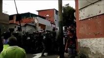 GNB arremetió contra una protesta de vecinos por falta de agua en Caracas