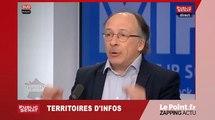 Thréard compare évadés fiscaux et malades du Sida - Le Zapping du 05/04