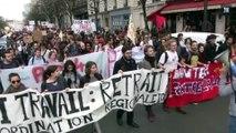 A nouveau plusieurs milliers de personnes mobilisées contre la loi travailleurs