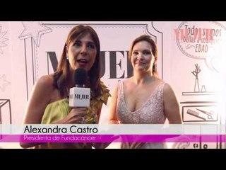 Entrevista con Alexandra Castro de Fundacáncer