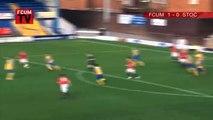 Rare Footage Of Jamie Vardy Scoring Brilliant Solo Effort For Stockbridge FC In 2009